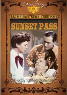 Zane Grey Western Classics: Sunset Pass