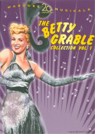 Betty Grable Collection, The: Volume 1