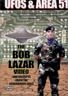 UFOs And Area 51: Volume 2 - The Bob Lazar DVD