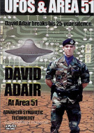 UFOs And Area 51 - Vol. 3: David Adair At Area 51