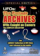 UFOs: The Footage Archives - 5 DVD Special Edition