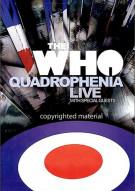 Who, The: Quadrophenia Live