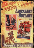 Legendary Outlaws Double Feature: Volume 1