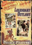Legendary Outlaws Double Feature: Volume 3
