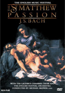 St. Matthew Passion, The