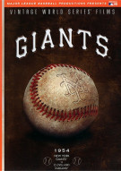 Vintage World Series Films: New York Giants