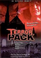 Terror Pack: 3 DVD Set