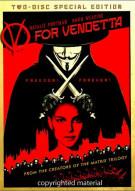 V For Vendetta: Special Edition