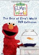 Elmos World: The Best Of Elmos World DVD Collection