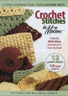 Crochet: Stitches In Motion