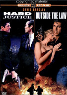Hard Justice / Outside The Law (Double Feature)