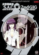 Ghost In The Shell: S.A.C. 2nd Gig Volume 6 - Limited Edition