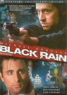 Black Rain: Special Collectors Edition