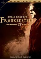 Frankenstein: 75th Anniversary Edition