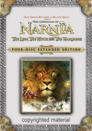 Chronicles Of Narnia, The: The Lion, The Witch And The Wardrobe Extended Edition