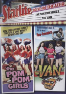 Starlite Drive-In Theatre: Pom Pom Girls & The Van