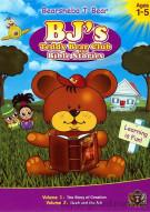 BJs Teddy Bear Club And Bible Stories Volume 1 - 2