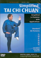 Simplified Tai Chi