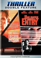 Executive Decision / Unlawful Entry (Double Feature)