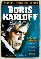 Boris Karloff: Icons Of Horror