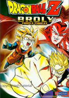 Dragon Ball Z: Brolly Triple Threat