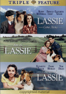 Lassie Come Home / Son Of Lassie / Courage Of Lassie (Triple Feature)