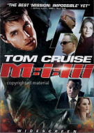 Mission: Impossible III (Widescreen)