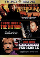 Hellbound / Hitman /  Vengeance (Triple Feature)