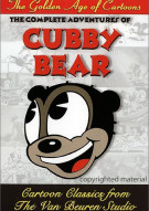 Golden Age Of Cartoons, The: The Complete Adventures Of Cubby Bear