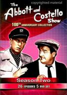Abbott & Costello Show, The: Season Two