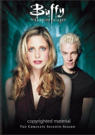 Buffy The Vampire Slayer: Season Seven
