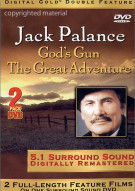 Jack Palance: Gods Gun / Great Adventure