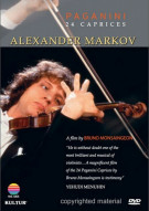 Alexander Markov: Paganinis 24 Caprices