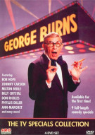 George Burns: The TV Specials Collection (4 DVD Set)