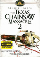 Texas Chainsaw Massacre 2, The: The Gruesome Edition