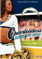 NFL Cheerleaders Making The Squad: San Diego Chargers