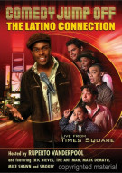 Comedy Jump Off: The Latino Connection