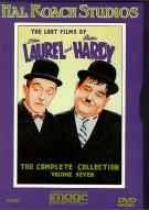 Lost Films Of Laurel & Hardy #7