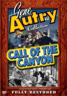 Gene Autry Collection: Call Of The Canyon
