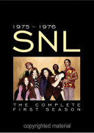 Saturday Night Live: The Complete First Season