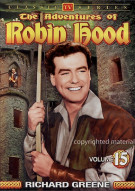 Adventures Of Robin Hood, The: TV Series - Volume 15 (Alpha)