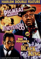 Harlem Double Feature: Junction 88 / The Black King