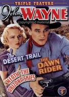 John Wayne Triple Feature: Volume 5