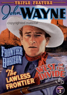 John Wayne Triple Feature: Volume 3