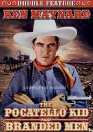 Pocatello Kid / Branded Men (Double Feature)
