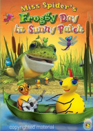 Miss Spiders Sunny Patch Friends: A Froggy Day In Sunny Patch