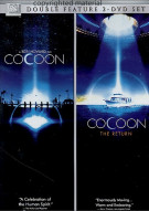 Cocoon / Cocoon: The Return (Double Feature)