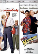 Joe Somebody / Welcome To Mooseport (Double Feature)