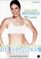 Jillian Michaels For Beginners 2 Pack