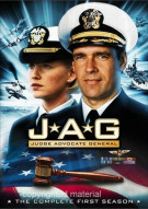 JAG: The Complete Seasons 1 - 3